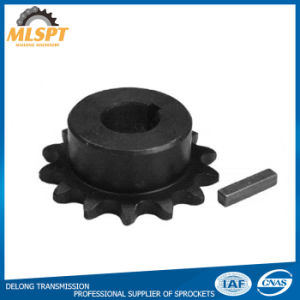 High Precision Steel Roller Chain Sprocket (Black oxide) pictures & photos
