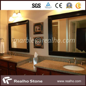 Polished Black/Blue Pearl/Yellow/Beige/Green/Black Galaxy Granite Marble Countertop