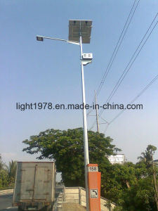 3 Years Warranty 10m 100W Solar Street LED Lamp pictures & photos