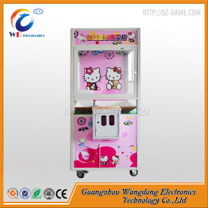 Luxury Claw Crane Vending Game Machines pictures & photos