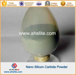 Nano Silicon Carbide Powder Sic pictures & photos
