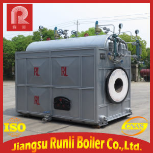 Horizontal Thermal Oil Forced Circulation Waste Heat Steam Boiler pictures & photos