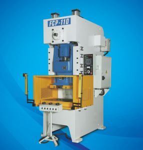 Ce Open Type Single Crankshaft High-Performance Mechanical Punch Power Press pictures & photos