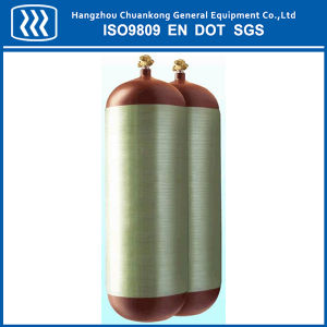 Seamless Steel High Pressure CNG Gas Cylinder pictures & photos