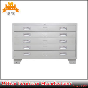 A0/A1 Size Metal Map Filing Cabinet Horizontal Steel Plan Cabinet pictures & photos