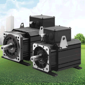 Injection Molding Machinery Servo Motor for Plastic Injection Machine pictures & photos