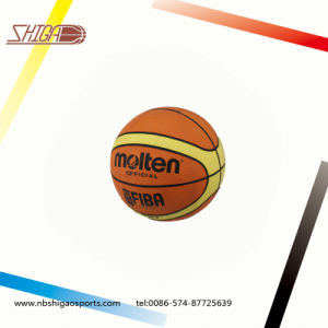 Basketball, Size 7, Rubber Material (SG-0375) pictures & photos