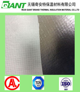 Sliver Foil 5*5 Mesh Cotaed with Fiberglass Tissue pictures & photos