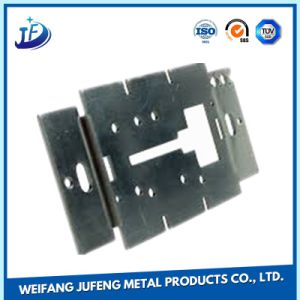 OEM Precision Sheet Iron Metal Fabrication Stamping for Door Hinge pictures & photos