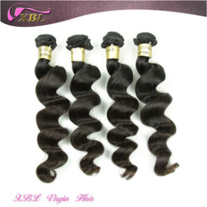 Xbl Wholesale Unprocessed Virgin Brazilian Hair Weave pictures & photos