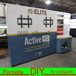 Customized Recyclable Portable Modular Exhibition Stands pictures & photos