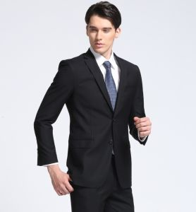 Hot Sale Economical Bespoke Men Suit pictures & photos