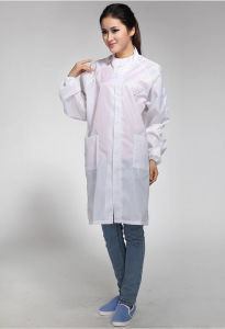 5mm Strip Anti Static Clean Room ESD Smock pictures & photos
