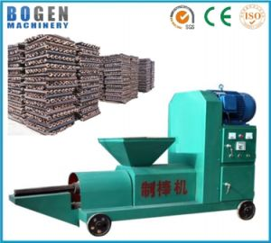 Wood Sawdust Briquetting Machine for BBQ Charcoal pictures & photos