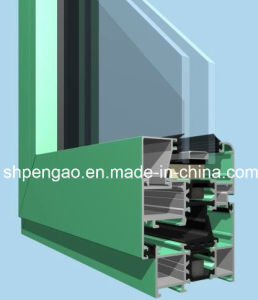 Energy-Saving Thermal Break Decoration Aluminum Profile