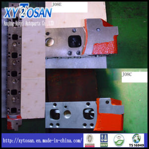 Cylinder Head for Hino J08c/ J05c/ P11c/ J08e/ J05e (ALL MODELS) pictures & photos
