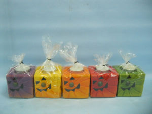 Halloween Candle Shape Ceramic Crafts (LOE2372C-7z) pictures & photos