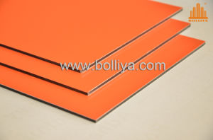 PU Sandwich Panel/ Plastic Sheets for Outdoor/ Interior PVC Wall / Aluminum Composite pictures & photos