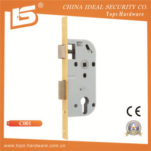 High Quality Mortise Door Lock Body (C001) pictures & photos