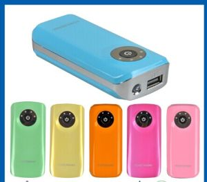 5600mAh Lithium Polymer Batteries Portable Power Banks pictures & photos