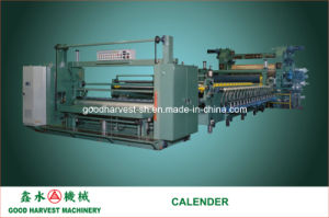 Calender Line for PVC Film pictures & photos