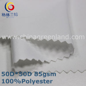 Twill Polyester Micro-Fiber Fabric for Garment Clothes (GLLML336) pictures & photos