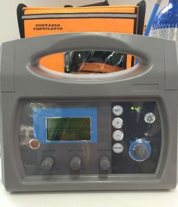 Medical Portable Ventilator for First Aid (HV-100C) pictures & photos