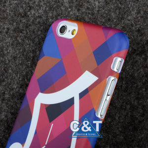 Music Notes Snap on Phone Case for iPhone 6 Plus pictures & photos