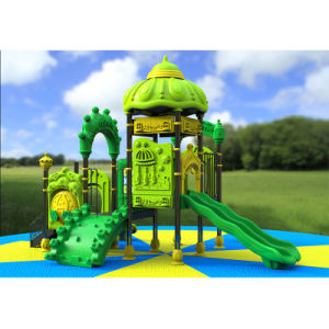 Outdoor Playground--Magic Paradise Series, Children Outdoor Slide (XYH-MH0019) pictures & photos