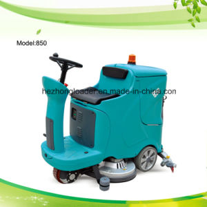 Ride on Washing and Drying Floor Sweeper/Road Sweeper/Cleaing Machine/Floor Scrubber