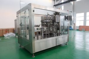 Full Automatic Concentrate Beverage Filling Machine pictures & photos