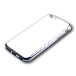 Glossy Sliver Patterned Iml Cell Phone Cover Phone Case pictures & photos