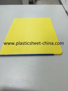 Corrugated Sheet with Rounded Corners and Sealed for Separate Beverages pictures & photos