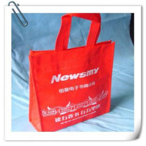 Custom Printed Non Woven Shopping Bag for Promation