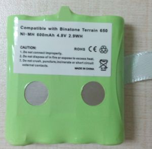 Two Way Radio Battery for Binatone Terrain 650