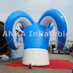 Airblowing Inflatable Sheep Cartoon for Outdoors Promotion pictures & photos