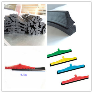 SGS EPDM Rubber Extrusion Window Cleaning Squeegee pictures & photos