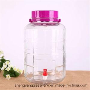 Free Sample Large Size Wine Storage Jar Glass Container Kitchenware Beverage Bottle Wine Bottle pictures & photos