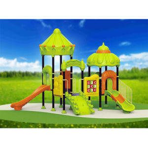 Outdoor Playground--Magic Paradise Series, Children Outdoor Slide (XYH-MH0023) pictures & photos