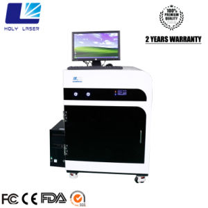 3D Gifts Laser Engraving Machine for Crystal Crafts pictures & photos