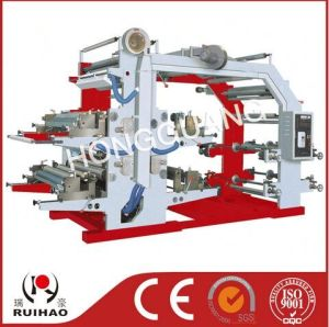 Series Four-Color Flexible Printing Machine (YT) pictures & photos