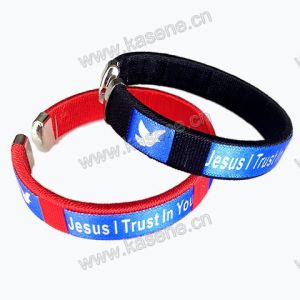 Latest Design Fashion Bangle Cord Bracelet with Printing Logo pictures & photos