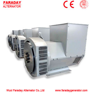 Factory Price Brushless Stamford Type 80kw to 200kw, 190-690V Electrical Alternator pictures & photos