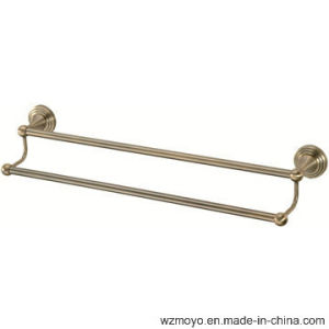 Sanitary Ware Antique Bronze Double Towel Bars pictures & photos