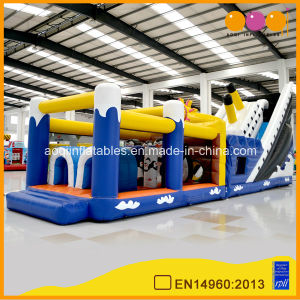 Inflatable Penguin Obstacle Couese for Kids (AQ1466) pictures & photos