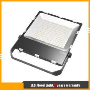 130lm/W Waterproof IP65 Outdoor Lighting 200W Slim LED Floodlight pictures & photos