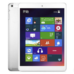 "Hot Selling 9.7"" Onda V975W Quad Core Intel Z3735f 2GB RAM +32GB ROM Win8.1OS Camera Tablet PC pictures & photos"