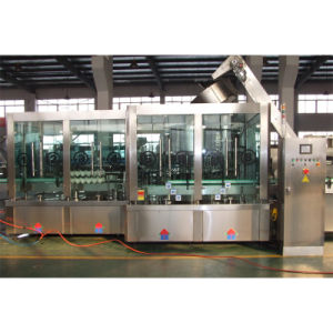 Wine Filling Machine for Glass Bottle (PY-JA50-50-12)