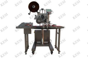 Automatic Flat Surface Labeling Machine, Top & Bottom Labeler pictures & photos