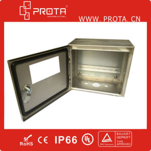 Stainless Steel Electrical Box with DIN Rail pictures & photos